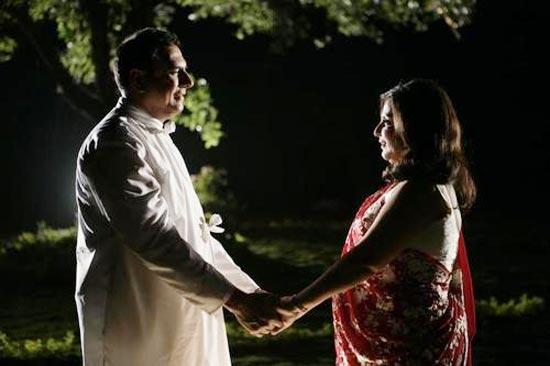Boman Irani and Farah Khan in Shirin Farhad Ki Toh Nikal Padi