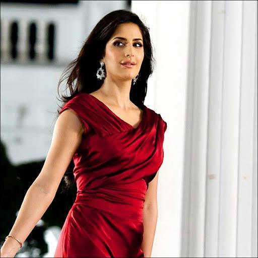 Katrina Kaif in a lux ad