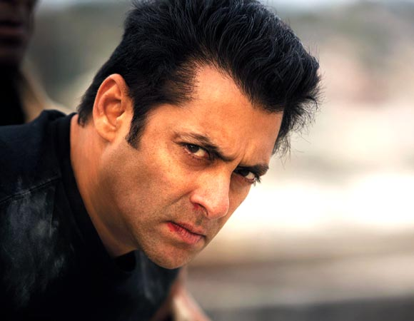 Salman Khan in Ek Tha Tiger