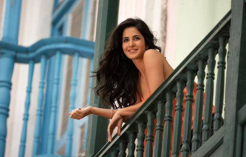 Katrina Kaif in Ek Th Tiger