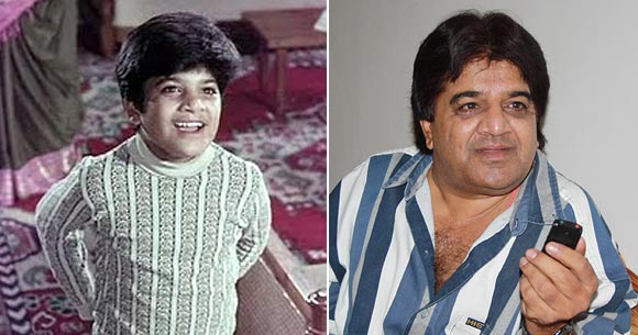 Junior Mehmood: Then, and now