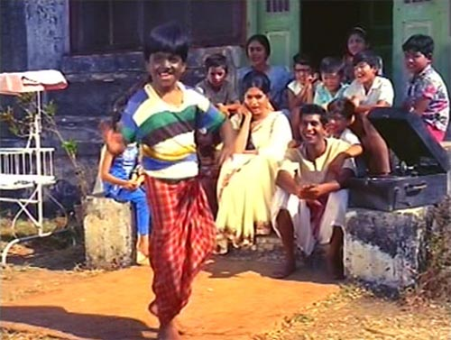 A scene from Brahmachari
