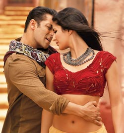 Ek Tha Tiger Rediff Movie Review by Raja Sen