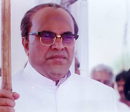 A scene from Dr Babasaheb Ambedkar