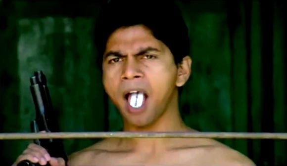 Aditya Kumar as Perpendicular in Gangs Of Wasseypur-II
