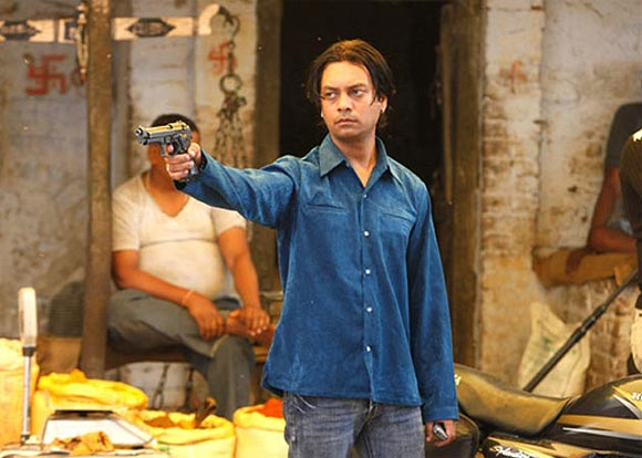 Syed Zeishan Quadri as Definite in Gangs Of Wasseypur-II