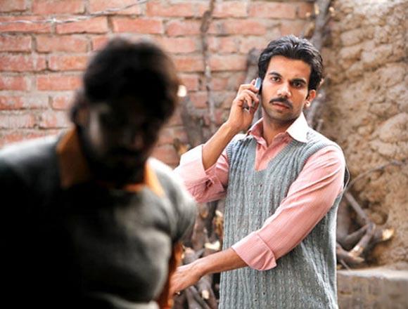 Rajkumar Yadav as Samshad Alam in Gangs Of Wasseypur-II