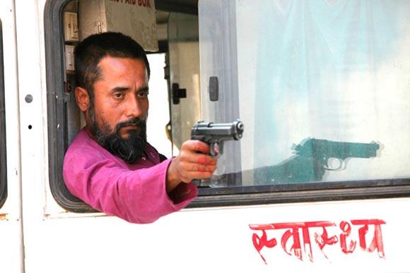 Murari Kumar as Guddu in Gangs Of Wasseypur-II