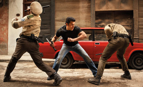 Salman Khan's Ek Tha Tiger crossed the 200-crore mark last year