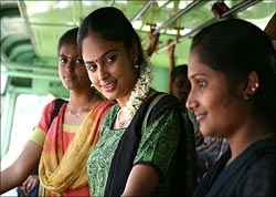 A scene from Attakathi 