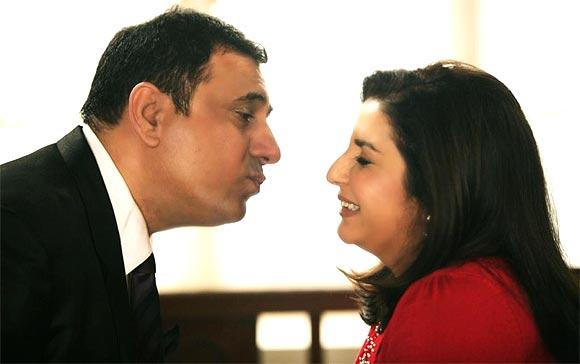 A scene from Shirin Farhad Ki Toh Nikal Padi