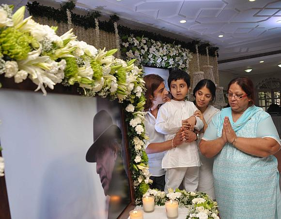 Ashok Mehta's wife Neerja
