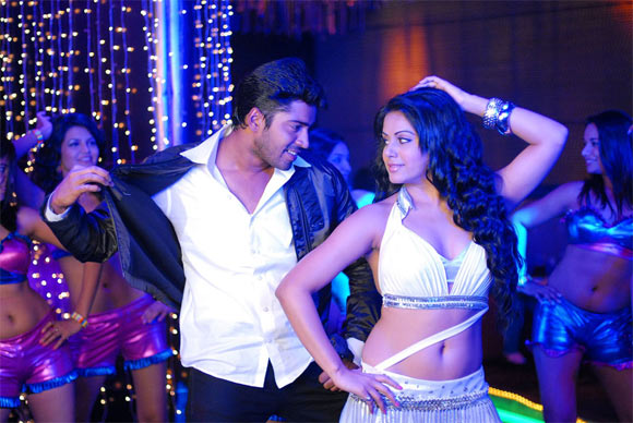 A scene from Sudigadu