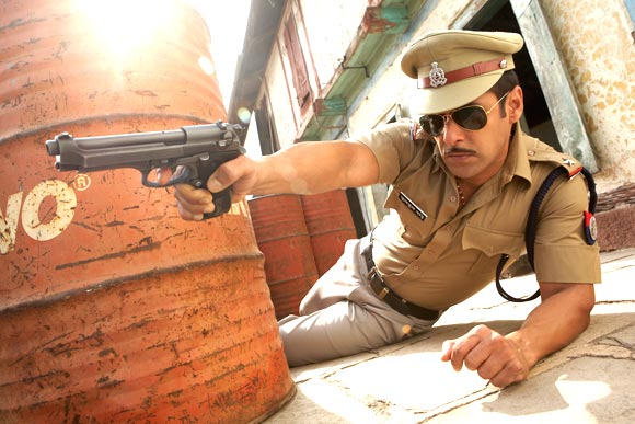Salman Khan in Dabbang