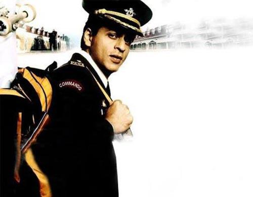Shah Rukh Khan in Veer Zaara