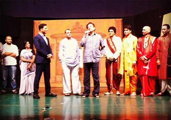 Akshay Kumar, Paresh Rawal and Shatughan Sinha