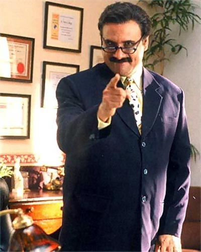 Boman Irani in Main Hoon Na