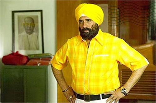 Boman Irani in Lage Raho Munna Bhai