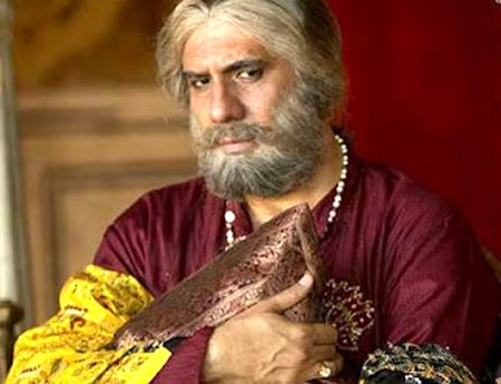 Boman Irani in Eklavya: The Royal Guard