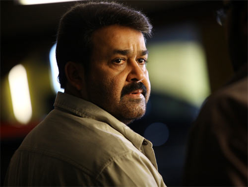 Mohanlal in Run Baby Run