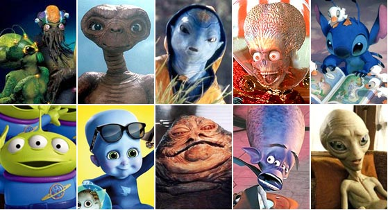 The Cutest Aliens In Films? VOTE!