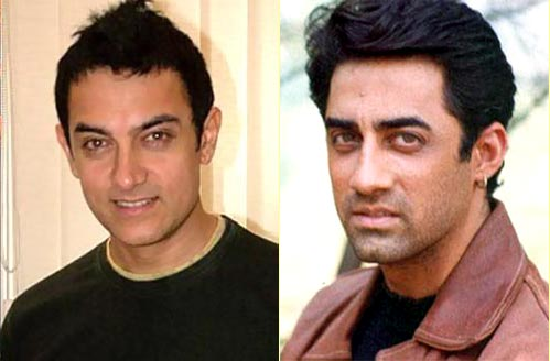 Aamir and Faisal Khan