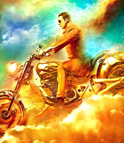 Akshay Kumar in OMG