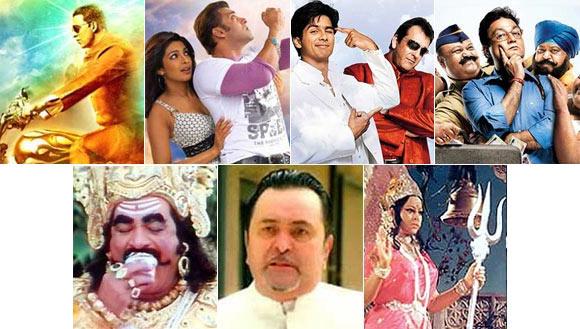 Which Actor Makes The Best God Onscreen? VOTE!