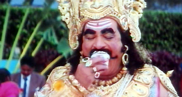 Kadar Khan in Takdeerwala