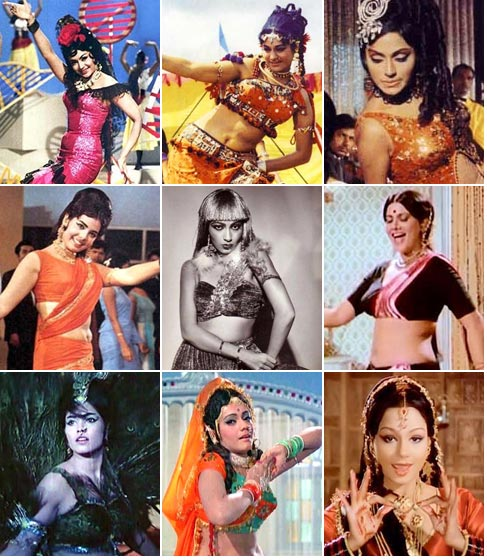VOTE: Who is the sexiest item girl of yesteryear