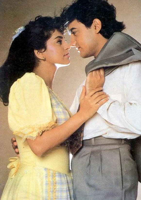 Who Romances Aamir Khan The Best? VOTE! - Rediff com Movies