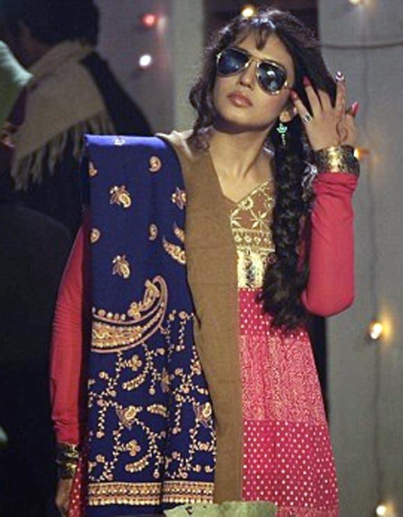 Huma Qureshi in Gangs Of Wasseypur