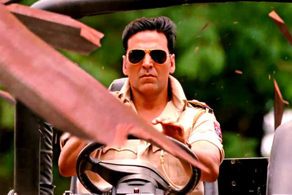 Akshay Kumar in Khiladi 786