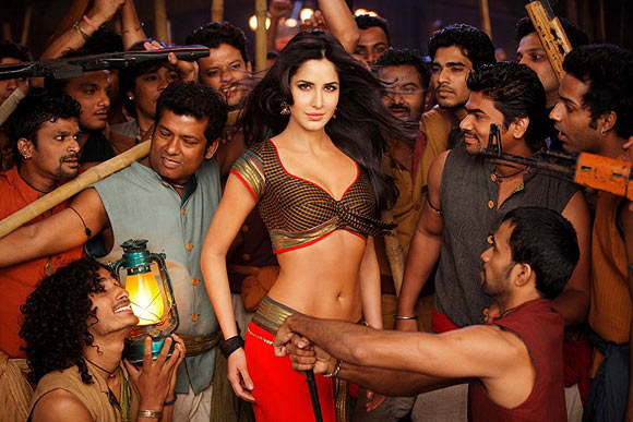 Katrina Kaif in the song Chikni Chameli from Agneepath