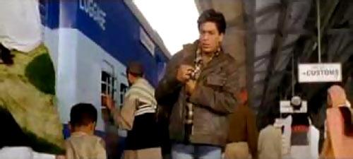 Shah Rukh Khan in Veer-Zaara