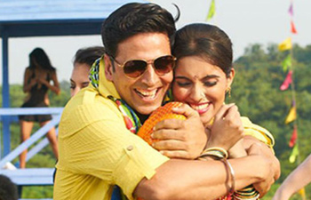 A scene from Khiladi 786