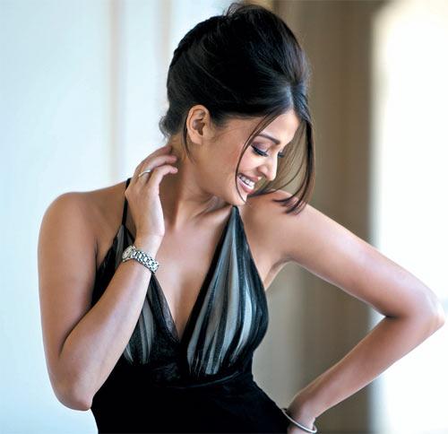 Aishwarya Rai Bachchan in Longines ad