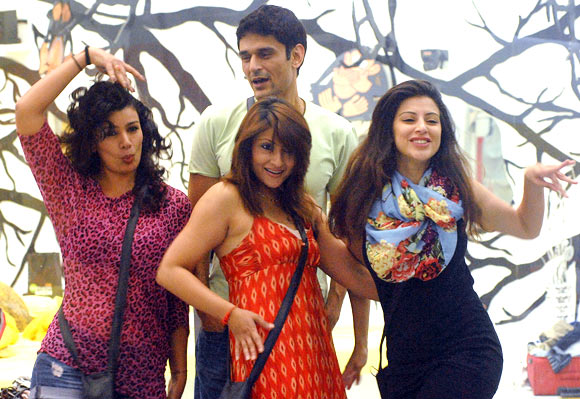 Mink Brar, Urvashi Dholakia, Niketan Madhok, Karishma Kotak
