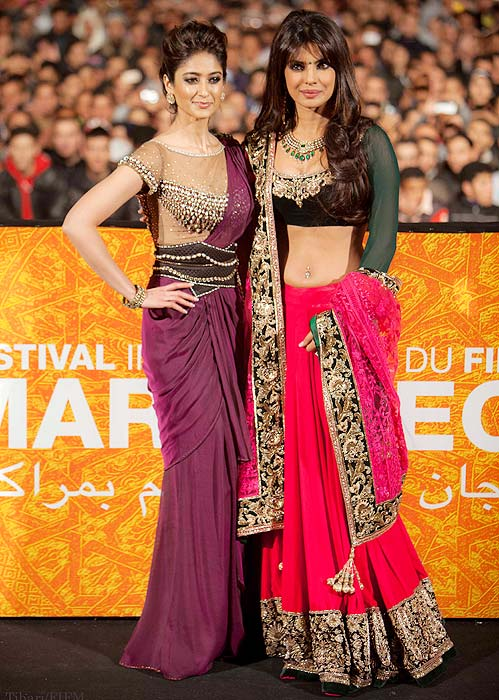 Priyanka Chopra and Ileana D'cruz