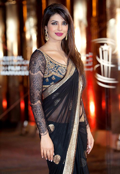 Priyanka Chopra at the Marrakech FIlm Festival closing ceremony