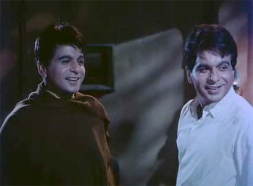 A scene from Ram Aur Shyam
