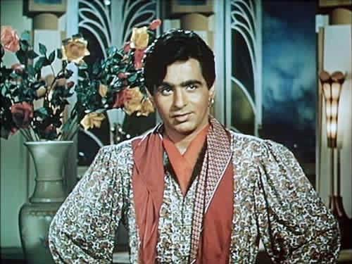 Dilip Kumar in aan