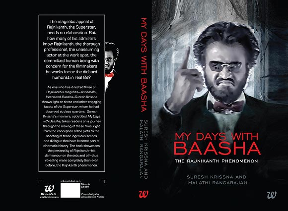 Book cover of My Days With Baasha