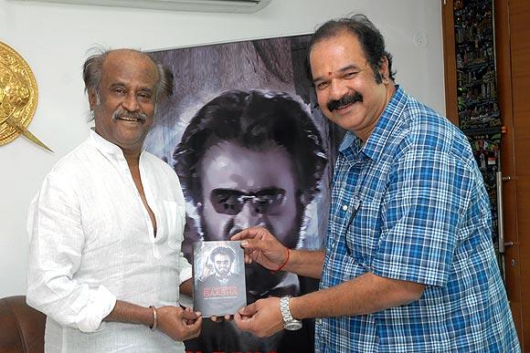 Rajnikanth with Suresh Krissna