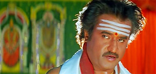 Rajinikanth in Veera