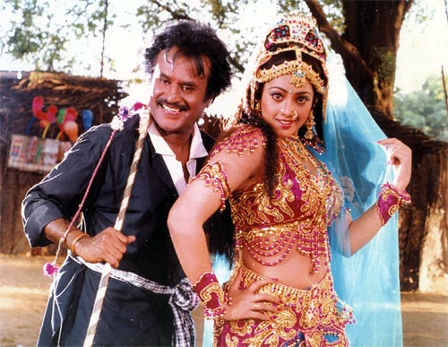 A scene from Muthu