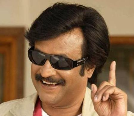 Rajinikanth in Sivaji: The Boss