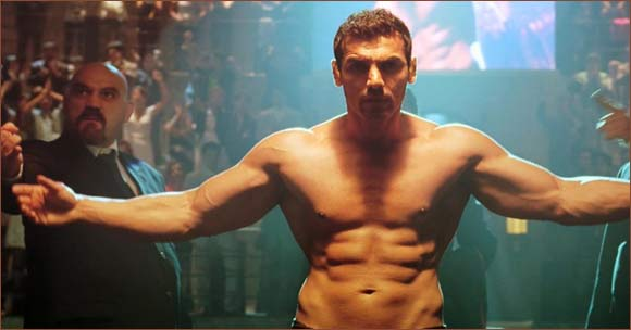 John Abraham in Race 2