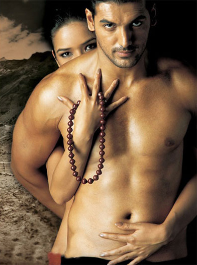 John Abraham and Udita Goswami in Paap