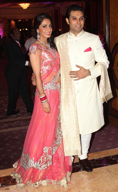 Abhinav and Ashima Shukla